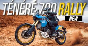Yamaha Ténéré 700 Rally Edition – Conduza a lenda thumbnail