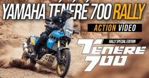 Yamaha Ténéré 700 Rally – O Vídeo da nova versão em ação thumbnail