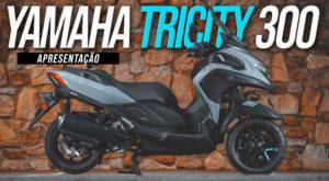 Decorreu em Lisboa a Apresentação Dinâmica da nova Yamaha Tricity 300 thumbnail