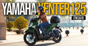 Ensaio Yamaha Xenter 125 – Vai uma rapidinha ? thumbnail
