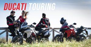 Ducati touring – Para viajar com segurança, conforto e estilo thumbnail