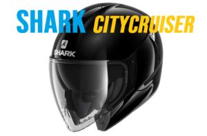 Novo SHARK Citycruiser: capacete jet de viseira alta thumbnail