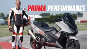 Kit Proma Performance para Kymco AK 550 thumbnail