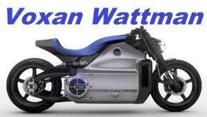 VOXAN WATTMAN: Uma 'power cruiser' de alta voltagem thumbnail