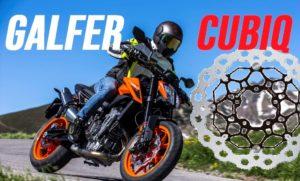 Novos discos Galfer Cubiq de alto rendimento thumbnail
