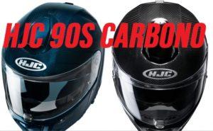 HJC RPHA 90S – Capacete modular de carbono thumbnail
