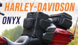 Harley-Davidson: malas Onyx para desfrutar das rotas de verão thumbnail