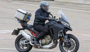 Ducati Multistrada V4 quase pronta para produção thumbnail
