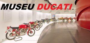 Museu Ducati reabre portas, combinando a visita com novas experiências em moto ou e-bike thumbnail
