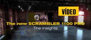 Um vídeo de realidade aumentada para a Ducati Scrambler 1100 PRO thumbnail