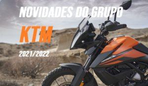 Os novos modelos da KTM e Husqvarna para 2021 e 2022 thumbnail
