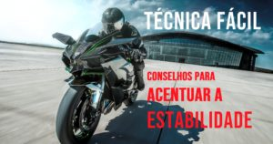Técnica fácil – Conselhos para melhorar a estabilidade da moto thumbnail