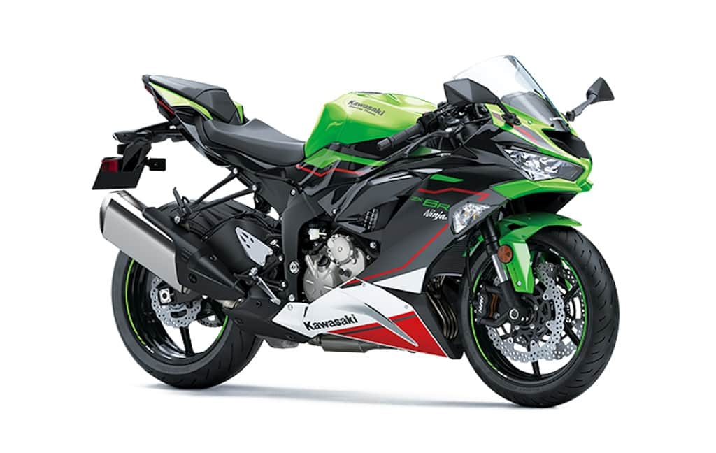 Kawasaki As Novas Cores Das Ninja Zx 6r Krt Edition E Zx 6r 2021 Motomais