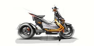 Uma e-scooter da KTM pode estar em projeto thumbnail