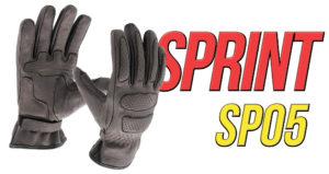 Luvas Sprint SP05 em pele para usar no verão thumbnail