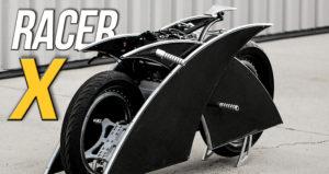Racer X: a moto mais louca que provavelmente nunca viu, nem sequer imaginou thumbnail