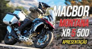 Macbor Montana XR5 500: Ter mais por menos thumbnail
