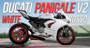 """The Red Essence In white"": Nova cor para a Ducati Panigale V2 thumbnail"