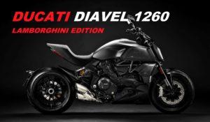 Ducati Diavel 1260 Lamborghini Edition em projeto thumbnail