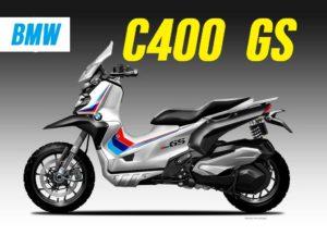 Concept BMW C400 GS Concept – Uma ideia  interessante mas não original thumbnail
