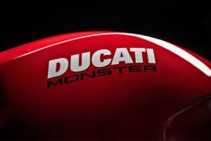 Um novo quadro para a Ducati Monstrer thumbnail