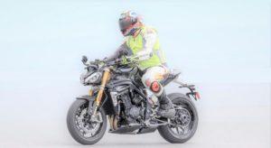 Apanhada em testes uma nova Triumph Speed Triple thumbnail