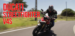 Ducati Streetfighter V4S – SUPERBIKE KILLER thumbnail