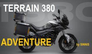 Nova Sinnis Terrain T380 Adventure thumbnail