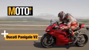 Ensaio Vídeo: Ducati Panigale V2 thumbnail