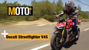 Ensaio Vídeo: Ducati Streetfighter V4S – a devoradora de Superbikes thumbnail