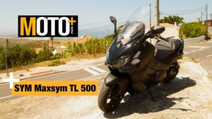 Ensaio Vídeo: SYM Maxsym TL 500 thumbnail