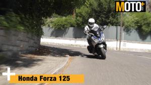 Ensaio vídeo: Honda Forza 125 thumbnail