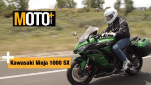 Ensaio Vídeo: Kawasaki Ninja 1000SX 2020 – o melhor de dois mundos! thumbnail
