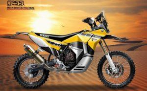 Yamaha Ténéré 700 Rally Racer: um projeto para o offroad extremo thumbnail