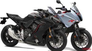 CBR1000R e CB1000X – A Honda trabalha em dois novos modelos? thumbnail