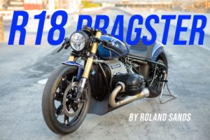 BMW R 18 Dragster – A muscle bike de Roland Sands thumbnail