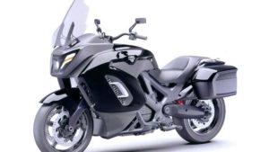 Aurus Escort, a moto elétrica de escolta de Putin thumbnail