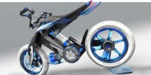 Yamaha H2O XT – Concept de  uma XT 500 em 2025… movida a água! thumbnail