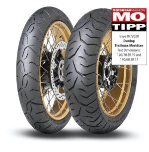 Novo prémio para o Dunlop Trailmax Meridian thumbnail