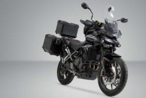 SW-Motech; conjunto de malas para a Triumph Tiger 900 thumbnail