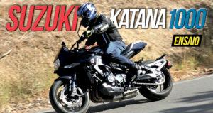 Ensaio Suzuki Katana – Doce suavidade dos 'oitenta' thumbnail