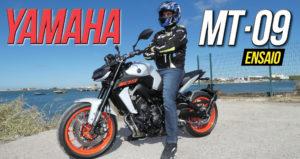 Ensaio Yamaha MT-09: Uma predadora obediente thumbnail