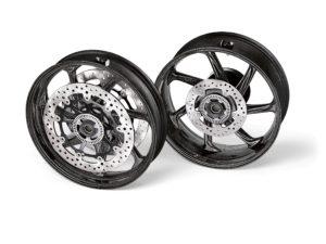 Conjunto de rodas em carbono para a BMW S 1000 RR thumbnail