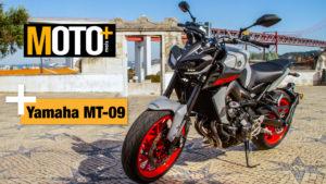 Vídeo – Yamaha MT-09, Despida de preconceitos thumbnail