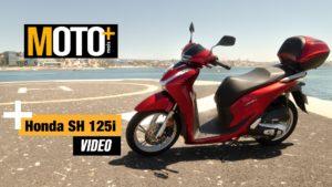 Vídeo – Honda SH 125i, a Rainha de rodas altas thumbnail