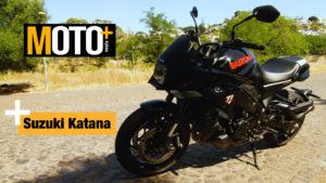 Ensaio Vídeo: Suzuki Katana 2020, o mito está de volta thumbnail