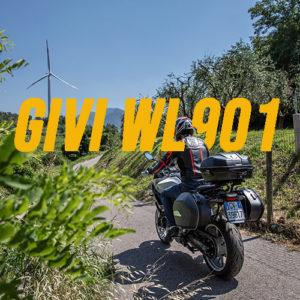 GIVI WL901 Weightless: para viajar melhor sem sobrecarregar a moto thumbnail