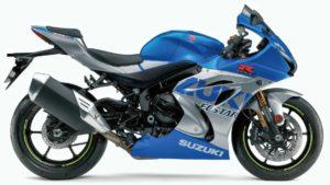 Suzuki anuncia gamas desportiva, off-road e 'dual-sport' de 2021 thumbnail