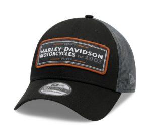Bonés Harley-Davidson: Ao melhor estilo urbano e intemporal thumbnail