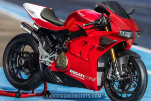 A 'estranha' Ducati Panigale V4 Superleggera 916 thumbnail